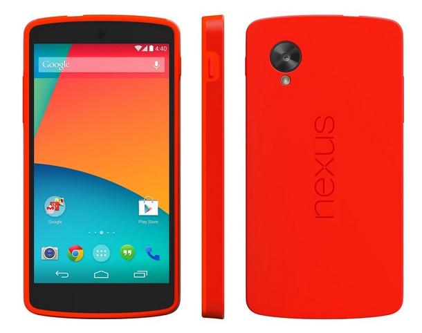 1-Red Nexus 5