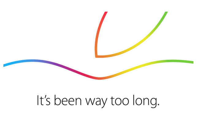 Apple long time no see we will open launch on october 16 guess about apple product launch time in october has finally solved the dust settles yesterday apple finally issued the invitation letter to the media stopboris Gallery
