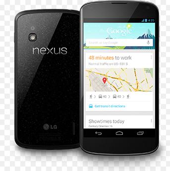 Google's Nexus 4