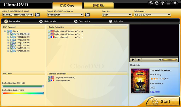 How to collect classic DVD movies with DVD Copy software – CloneDVD