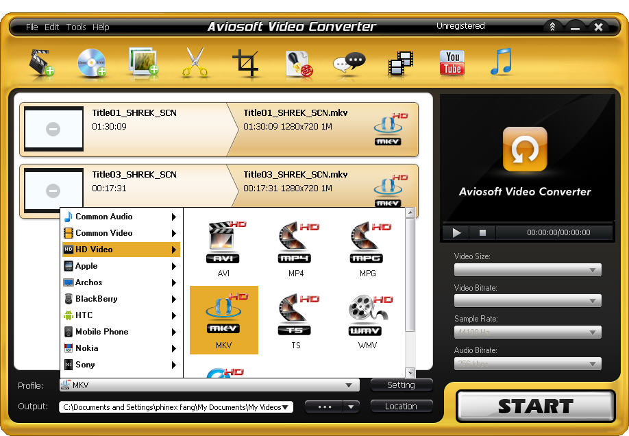 How to easily convert DVD to MKV