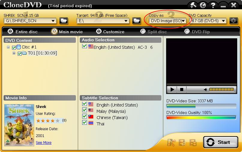 decrypt DVD to ISO