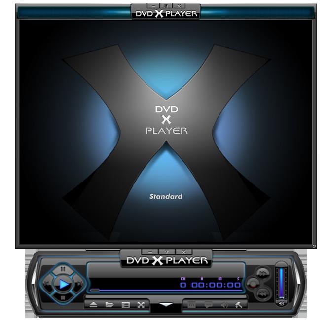 Click to view CloneDVD Studio DVD X Player Std 5.6.0.0 screenshot