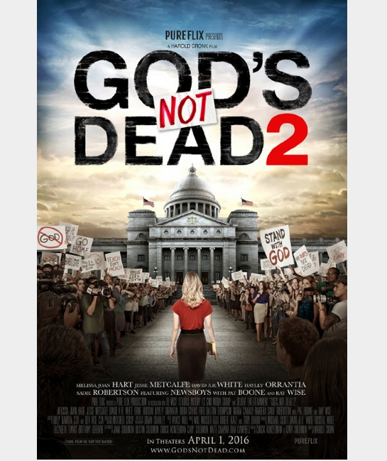 How to Copy/Rip God's Not Dead 2 DVD disc to ASF/MP4/AVI/MPEG/MOV/WMV to play in iPhone/iPad/Samsung/Smartphone