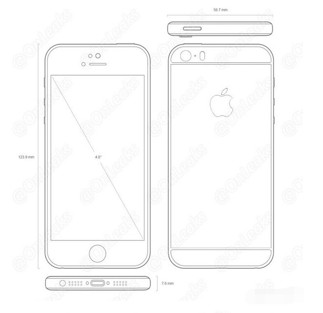 Rumor – The iPhone 5SE will be released on March 22nd